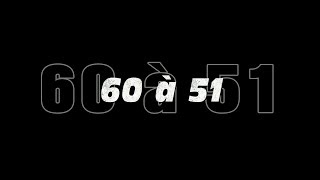 Top 100 of All Time - 60 à 51