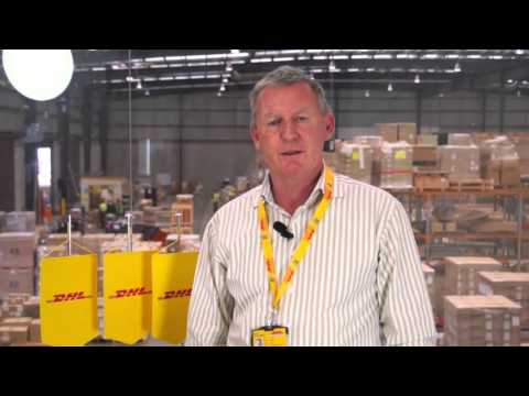 Customer Experience - DHL Global Forwarding (Brian Broom)