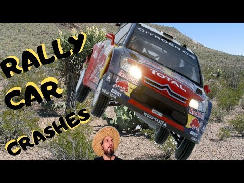 The Best Compilation of Rally Crashes