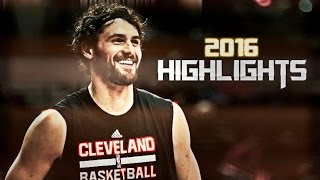 Kevin Love 2016 Cavaliers Highlights
