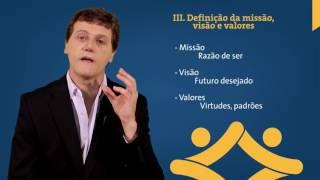 Aula 3 - Planejamento Estratégico - Augustinho Vicente Paludo
