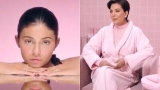 Kylie Jenner   Beauty Tips From Kris Jenner   Kylie Skin