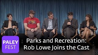 Parks and Recreation - Rob Lowe Joins the Cast