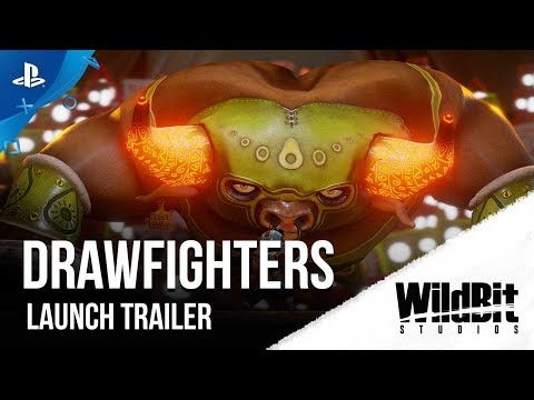 DrawFighters Trailer