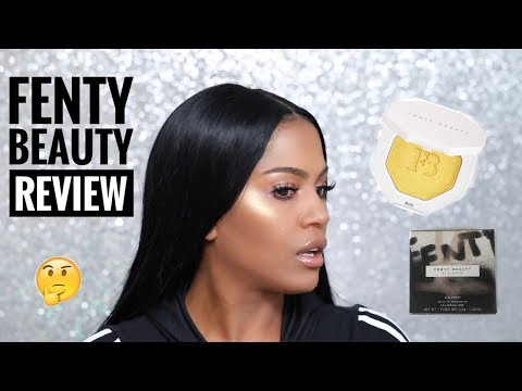 Fenty Beauty by Rihanna Review & First Impressions