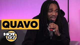 Quavo On New Music, Barbie Dreamz, Balling vs Drake and Who Won
