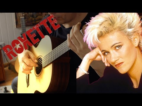 "Roxette ""LIsten To Your Heart"" by Fabio Lima Homenagem à Marie Fredriksson"