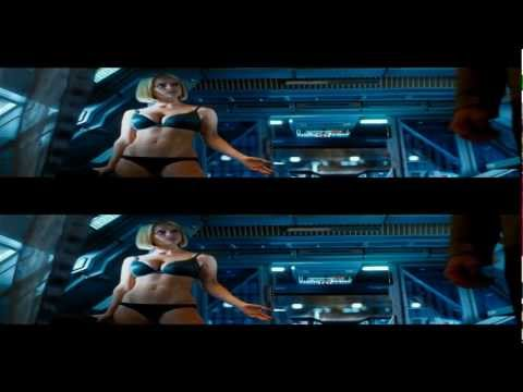 Star Trek Into Darkness - OFFICIAL 3D International Trailer [YT3D/1080p]