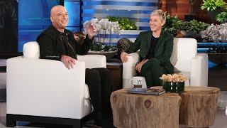 Howie Mandel and Madonna's Flirty Exchange