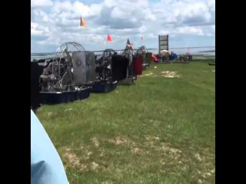 Airboats on the Ridge