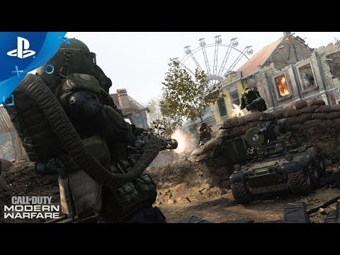 Call of Duty: Modern Warfare | Multiplayer y anuncio de beta