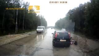 Второй день рождения на дорогах России