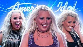 #1 Hit Country Singer Gabby Barrett: Her American Idol Journey [ALL Performances]