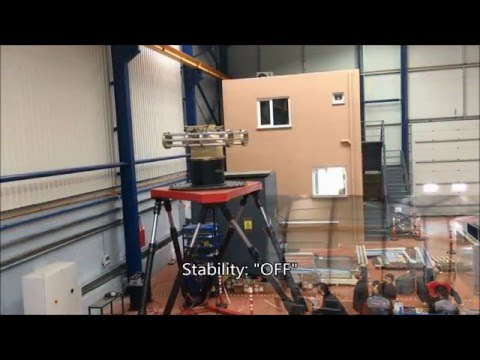 ALTINAY Platform stability display