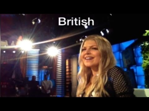 Baixar Heads Up! Fergie Does Accents for Ellen