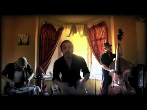 Jonny Fenner & The Jam Family Robinson -- Gracious Angel (Official music video)