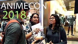 ANIMECON CHENNAI-2018 (How people react)