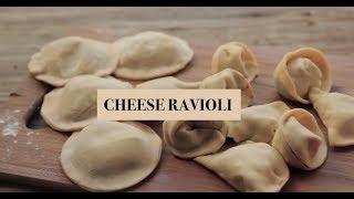 "Fabio's Kitchen: Episode 45, ""Cheese Ravioli"""