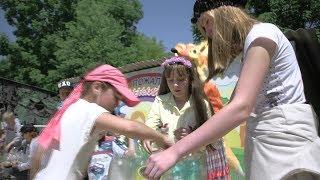 Праздник Пчёлки объединил юных артёмовцев, из пришкольных оздоровительных площадок.