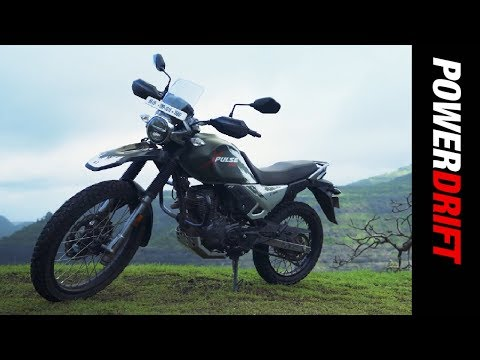 Hero Xpulse 200 : Perfect motorcycle for India? : PowerDrift