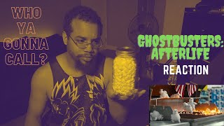 Ghostbusters: Afterlife - Official Mini-Pufts Character Reveal REACTION