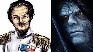 The Grand Admiral who Loved Palpatine to Death [Legends]