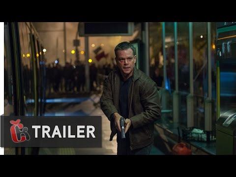 Jason Bourne (2016) - oficiální trailer