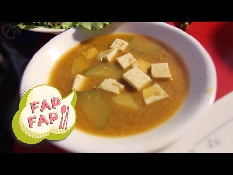 Martina's Soybean Soup Recipe (Dwenjang Jjigae)