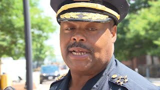 Web Extra: Boston Police Reaction To Weymouth Officer's Line Of Duty Death