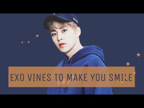 EXO vines to make you smile pt.48