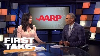 First Take pays tribute to Herm Edwards | First Take | ESPN
