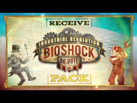 BioShock Infinite IR Pack - بايـوشـوك إنفنـت إندستريل ريفولوشن