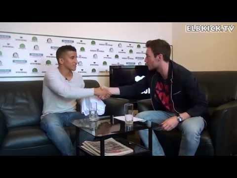 Talk mit Youness Sbou (FC Elazig Spor) | ELBKICK.TV