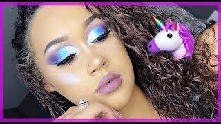 Unicorn Cut Crease - Box of Crayons   Makeup Tutorial
