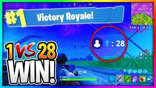 6 of The Craziest 50 Vs 50 Battles You Won't Believe Happened in Fortnite: Battle Royale!