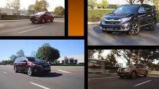 12 Best Family Cars of 2017 - Kelley Blue Book