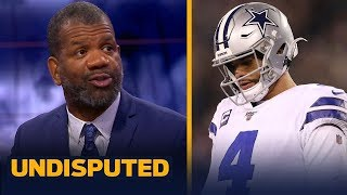Dak Prescott is the biggest reason Cowboys lost to Eagles — Rob Parker | NFL | UNDISPUTED