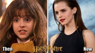 The Kid Of Harry Potter Then And Now ★ 2019 (Before And After)