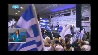 Oμιλία Πάνου Καμμένου στο Αιγάλεω 15-6-2012
