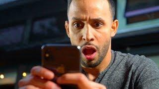 No Phone Challenge | Anwar Jibawi & Rudy Mancuso