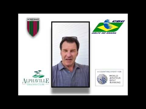 Thumb vídeo - Mensagem de Nick Faldo