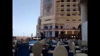 فندق القوات المسلحة توليب الاسكندرية 5STARS كورنيش  رشدى