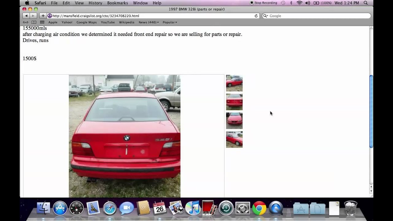 Craigslist Mansfield Ohio Used Cars And Trucks Deals For