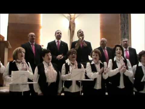 Coro Flamenco Virgen de los Dolores ( Cájar ) 2011 - Villancicos Rocieros ( XVIII Festival )
