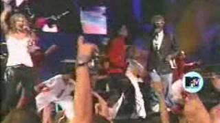 Diego torres La Ley Julieta Venegas y Black Eyed Peas