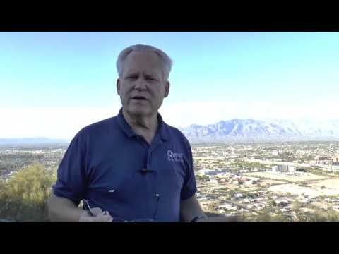 View over Tucson AZ - A Talk about Brother Branham
