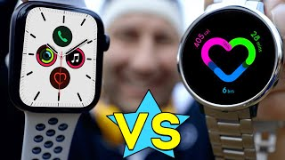 Galaxy Watch Active 2 ⚡️Versus ⚡️ Apple Watch Series 5 - REVISITED - (6months later!)