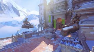Overwatch Ambience/ASMR - Nepal Sanctum
