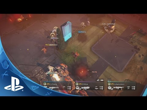 Helldivers Trailer