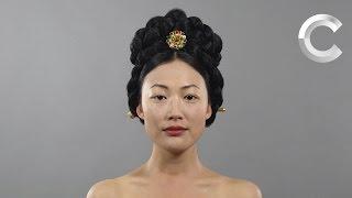 Korea (Tiffany) | 100 Years of Beauty - Ep 4 | Cut